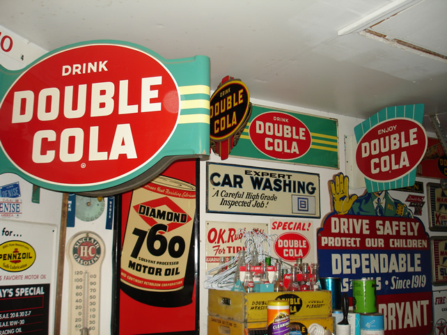 Double Cola Collectibles